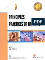 Principles and Practices of Banking - For JAIIB (MacMillan Publishers)