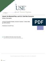 Ireland Cold War Marshall Plan