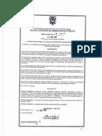 Resolucion 0655 de 28 de Mayo de 2013
