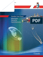 Canadian Coast Guard - Maritime Security