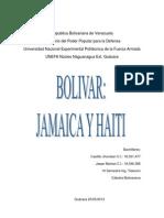 Haiti & Jamaica