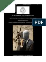 Giro Estetico de La Epistemologia La Ficcion Como Conocimiento Subjetividad