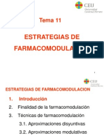 Tema 11 Farmacomudulacon