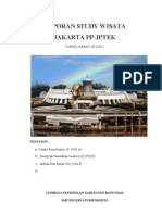 Laporan Karya Wisata SMP N 3 Purwokerto.docx