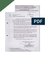 PDF Beberapa Atas Nama Permohonan Imb Gedung Sarang Burung Walet Untuk Sementara Tidak Dapat Ditindak Lanjuti
