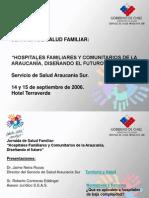 Seminario Salud Familiar Presentación Terra Verde 2006