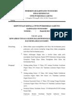 9.1.1.a Sk Kewajiban Tenaga Klinis Dalam Peningkatan Mutu Klinis Dan Keselamatan Pasien