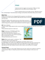 Totz Curriculum May-June