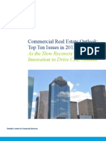 US FSI CRE Outlook 2013TopTenIssues 100312