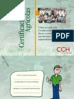 Certificacion Para Fincas Sostenibles