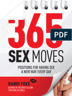 365 Sex Moves Positions for Having Sex a New Way Every Day