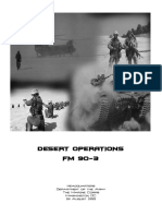 FM 90-3 Desert Operations