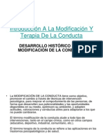 introduccinalamodificacinyterapiadela-120320161857-phpapp01