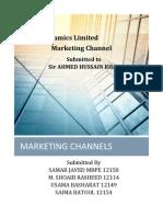 Final Marketing Chamarkerinnel(1)