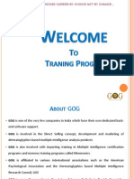 GOG Training PPT