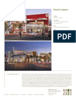 District Square Retail Project - Crenshaw District