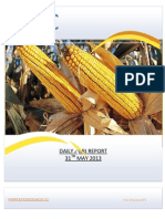 Daily Agri Report31 May 2013