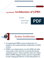 GPRS Architecture