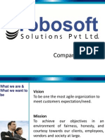 Robosoft Solution Pvt Ltd - ERP