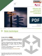 Sondage_Sponsoring fr-Future Thinking SSI La Diffusion des événements en clair