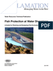 02. Fish Protection at Water Diversions
