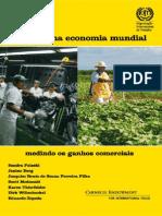Brasil na economia mundial medindo os ganhos comerciais