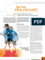 Circuit Training for Young Players