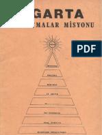 Kitap 33 Agarta-Mahatmalar Misyonu