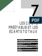 LES COÛTS PRÉÉTABLIS ET LES ÉCARTS TOTAUX.pdf