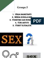 Groups 5