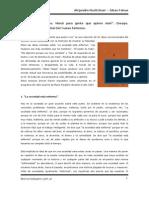 Ideas Falsas - Alejandro Rozitchner