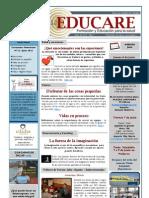Newsletter Educare nº 12 Junio