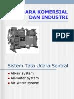Tata Udara Komersial Dan Industri
