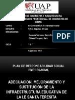 Plan de Responsabilidad Social Empresarial