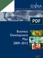 Business Development Plan2009-12