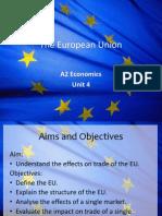 the european union lesson 1