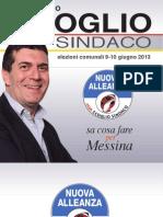 Programma amministrativo - Gianfranco Scoglio