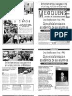 Versión impresa del periódico El mexiquense 31 mayo 2013