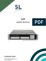 V400 Installation Guide