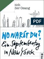 Anja Reich Alexander Osang Wo Warst Du Auszug
