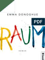 Emma-Donoghue Raum Auszug