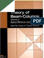 Theory of Beam Coulumns Atsuta
