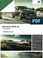 BMW X5 Katalog 2013