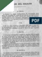 Regolamento Militare - Regio Esercito