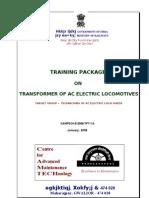ELectric Loco Transformer