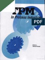 tpm in process industries by tokutarō suzuki