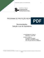 Como Escolher EPR's - Fundacentro