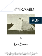 The Pyramid by Les Brown v1 A4 38 Pages 6 99MB