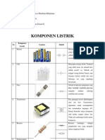 Komponen Listrik