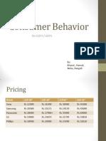 Consumer Behavior - LCD